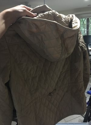 Zara jacket with hood for Sale in Oakton, VA