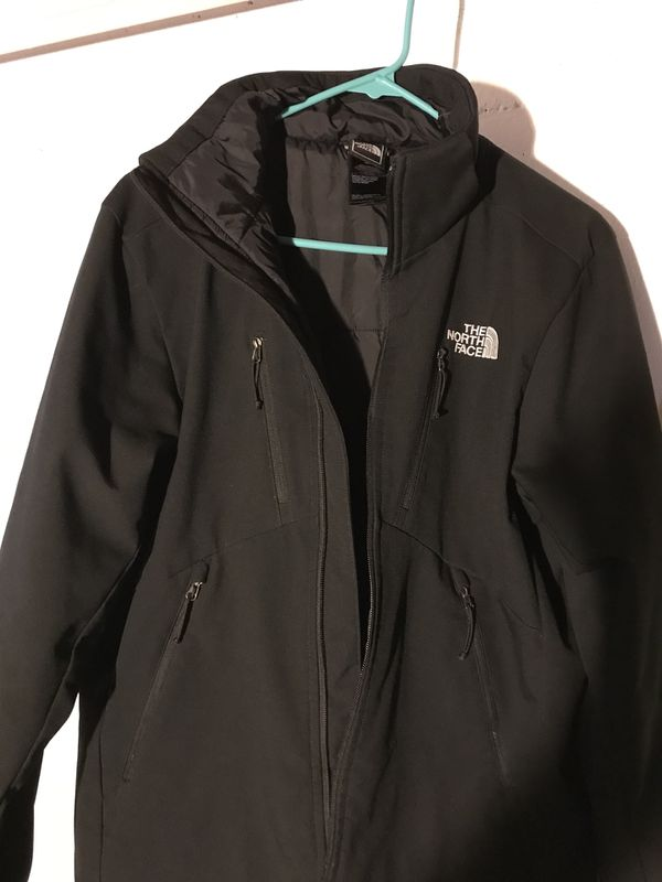 4f1872d7992d The North Face Apex Elevation Jacket Mens Black for Sale in Seattle ...