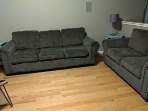Ashley Furniture Couch Loveseat Set For Sale In Pflugerville TX