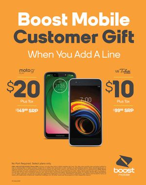 Photo AAL AND GET THE MOTO G7 FOR $20!!