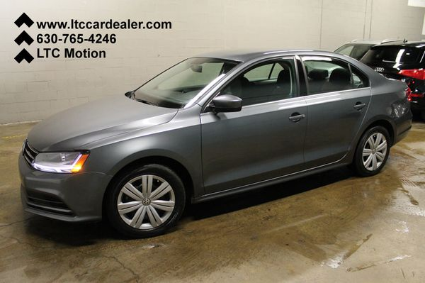 2017 Volkswagen Jetta S Free Full Warranty Low Miles