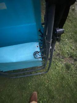 Yard Recliner  Chairs With Umbrella  $40.00 Thumbnail