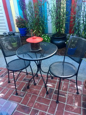 Wrought Iron Patio Furniture For In Baton Rouge La