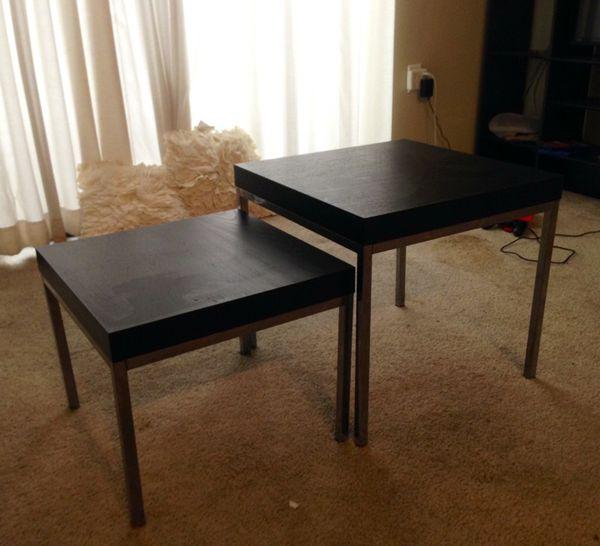 Lovely Klubbo Nesting Tables