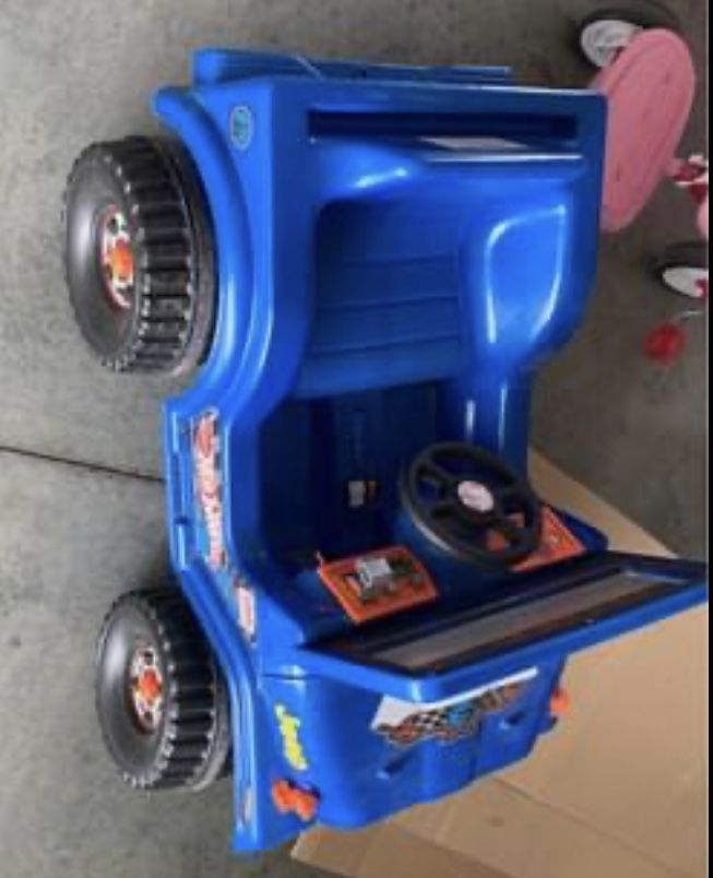Kids Wrangler Jeep $70