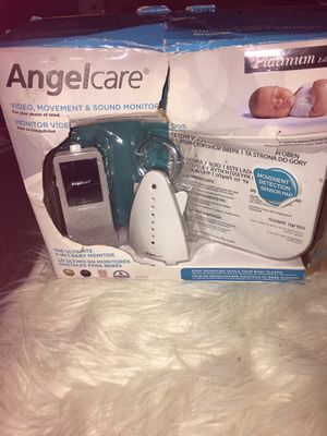 Angelcare video movement and sound monitor for Sale in St. Louis, MO