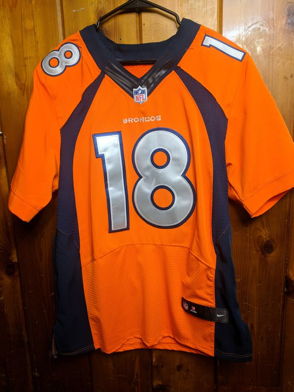 info for 95aad 06231 Peyton Manning broncos jersey for Sale in Pasco, WA - OfferUp