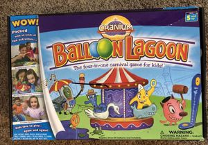 Balloon lagoon cranium game for Sale in Seattle, WA