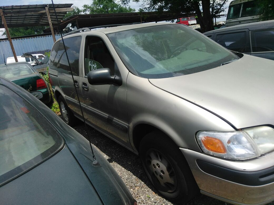 1999 Chevy venture parts