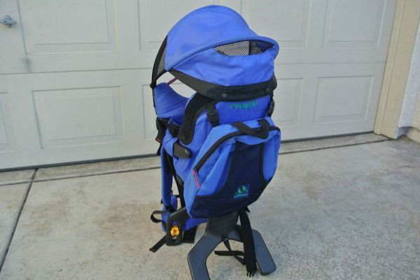 Evenflo Trailblazer Baby Backpack Child Carrier For Sale In Brooklyn Ny Offerup