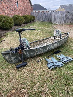 Photo Rogue river 14ft canoe