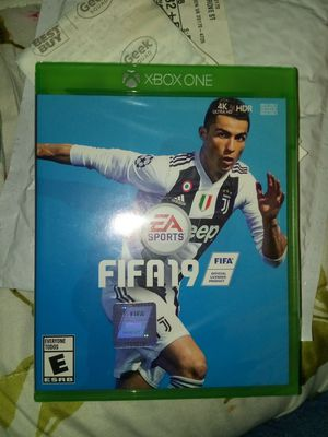 FIFA19 Xbox one for Sale in Herndon, VA