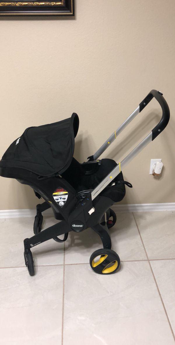 Doona Convertible Car Seat Stroller