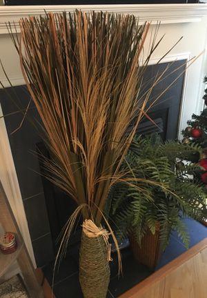 Faux plant decoration for Sale in Lincolnia, VA