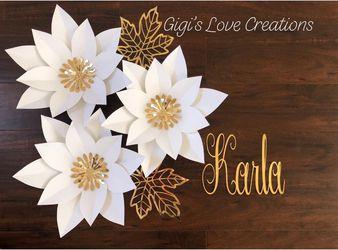Paper flowers Thumbnail