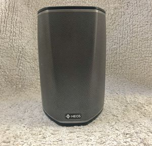 Denon - Heos 1 HS2 Wireless Speaker for Streaming Music - Black for Sale in San Francisco, CA