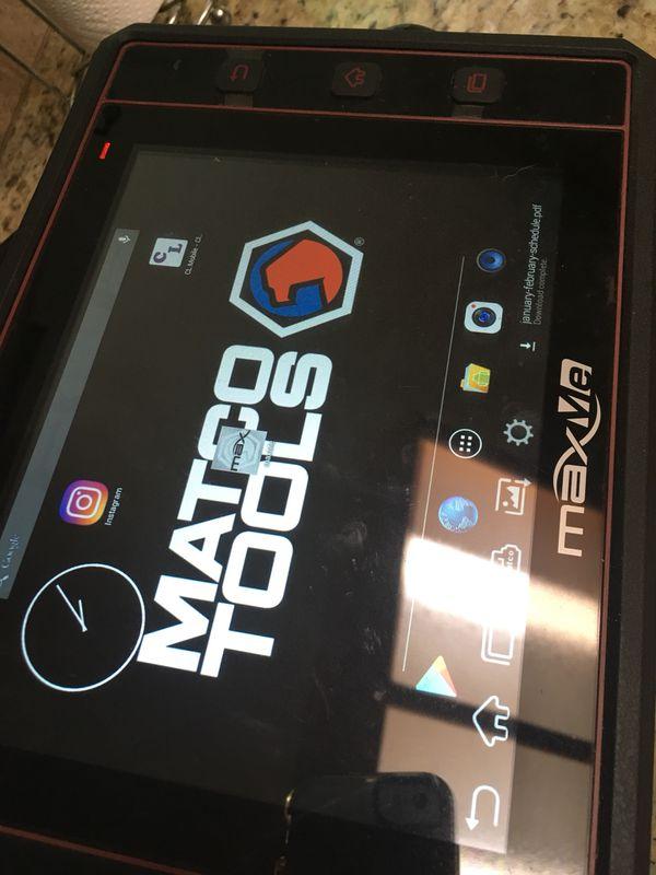 matco maxme software download