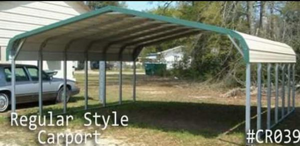Shed Gal Carport for Sale in Stanwood, WA - OfferUp