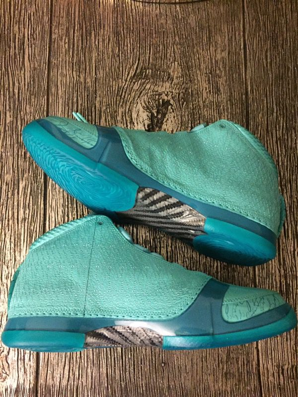 a2954c4e73c6f6 Air Jordan XX3 23 Solefly Miami Marlins LIMITED TO 1500 pairs for ...
