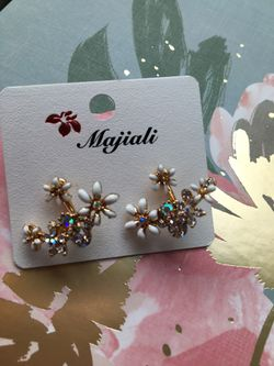 Fashion Earrings Thumbnail