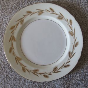 Vintage 1950s Fine Bone China Plate for Sale in Austin, TX