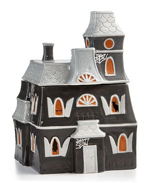 Martha Stewart Limited Edition Ceramic Haunted House Cookie Jar: New In Box for Sale in Mount Rainier, MD