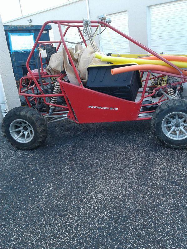 Dune Buggy 250 Motor Needs Work