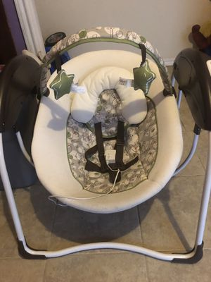 Groovy New And Used Baby Swings For Sale In Mcallen Tx Offerup Download Free Architecture Designs Embacsunscenecom
