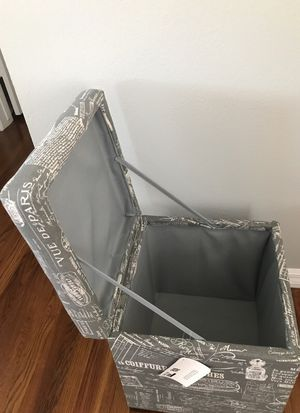 Tremendous Raymond Waites Ottoman Storage For Sale In La Habra Ca Caraccident5 Cool Chair Designs And Ideas Caraccident5Info