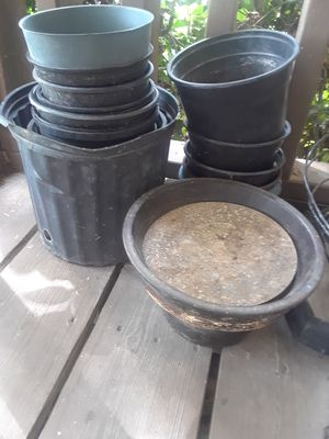 New and Used Plant pots for Sale in Brownsville, TX - OfferUp