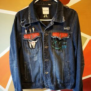 cb3441d2 New and Used Denim jacket men for Sale in Everett, WA - OfferUp
