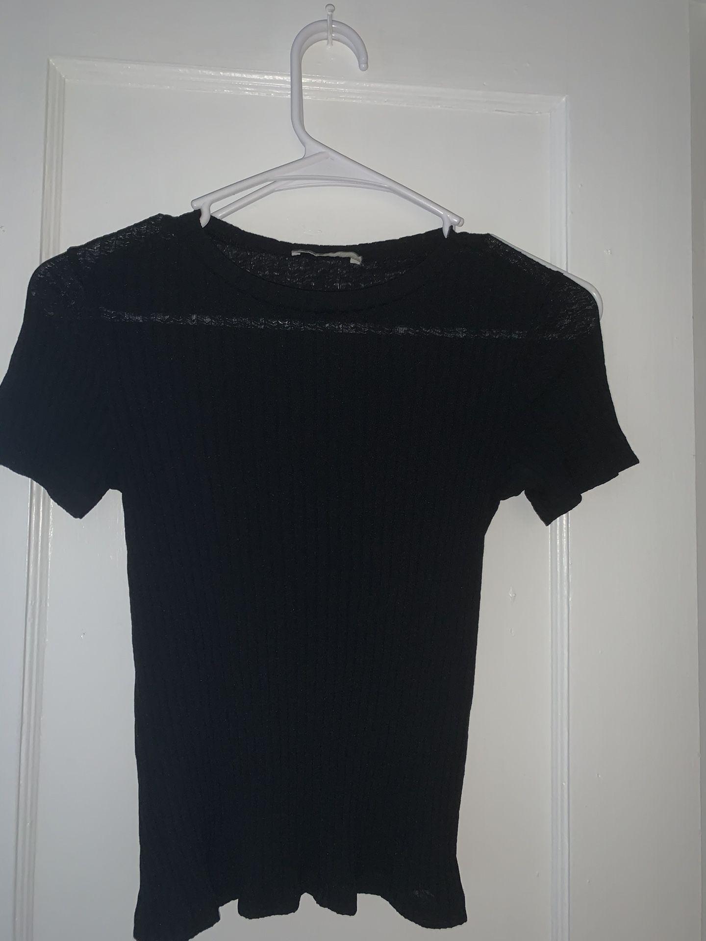 Zara women's top- size s