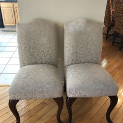 Chairs - The Bombay Company (2 Chairs) Thumbnail