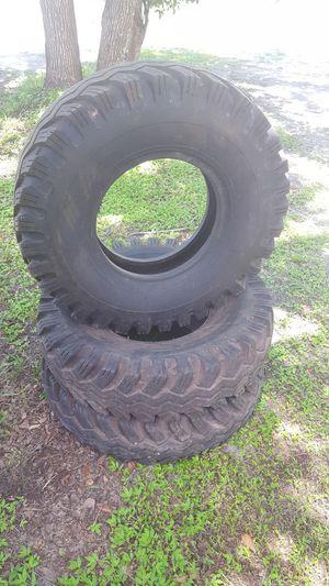 2 Power king 9.00-16 tires $100 for Sale in Orange City, FL