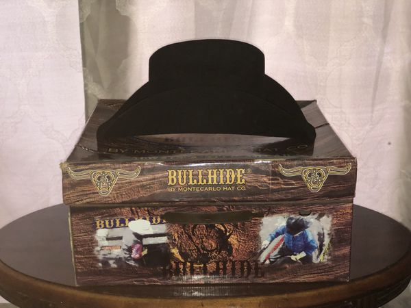4570297a17ca4 Bullhide By Montecarlo Hat Co. Western Cowboy Hat for Sale in Arlington