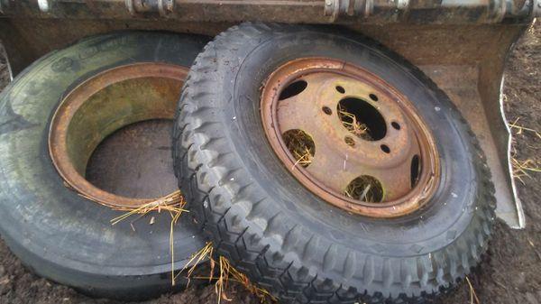 Dump Truck Tires Rims S Liners For In Virginia Beach Va Offerup