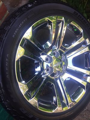 Limited Edition Tahoe,Denali Rims 🚨🚨 for Sale in Clinton, MD