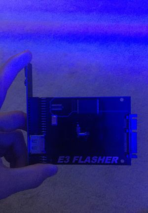 E3 Flasher for PS3 for Sale in Silver Spring, MD