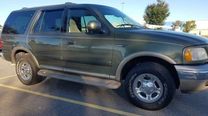 2000 Ford Expedition 4X4 Eddie Bauer for Sale in Arlington, VA