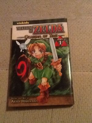 The Legend of Zelda Manga Books for Sale in Portland, OR
