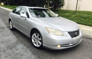 $6500 F•I•R•M :::: 2007 Lexus ES 350 :: NO issues :: Push to start for Sale in Chillum, MD