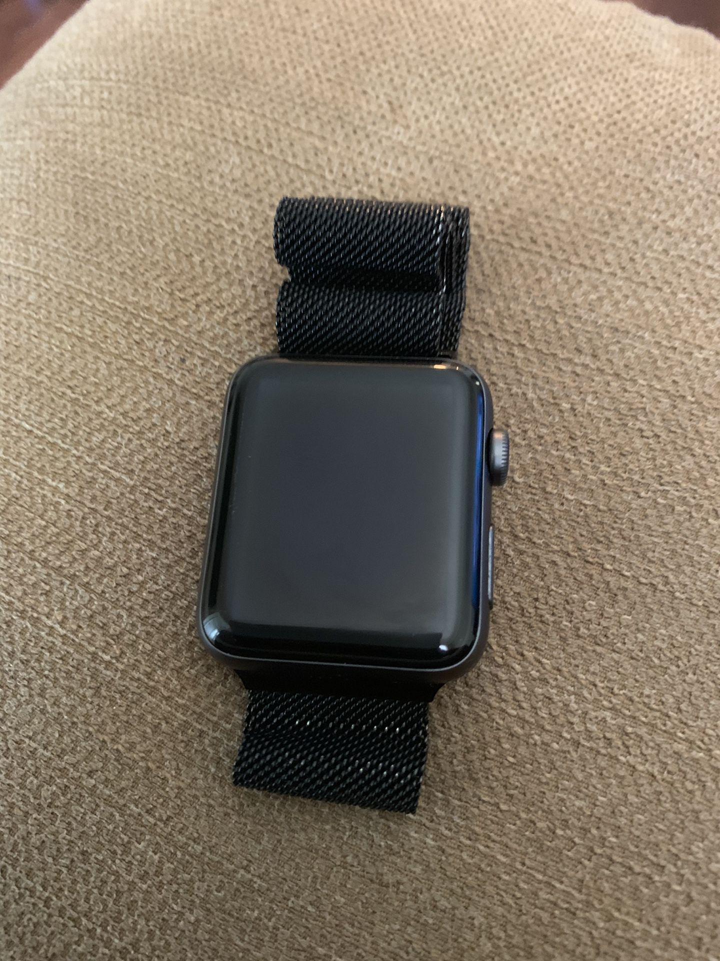 Apple Watch series 3 cellular unlocked42 mm