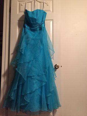 Bridal Or Prom Dress Malibu Color For In Santa Fe Nm