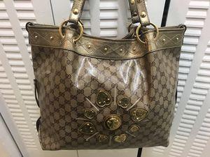 Authentic large GUCCI bag for Sale in Arlington, VA