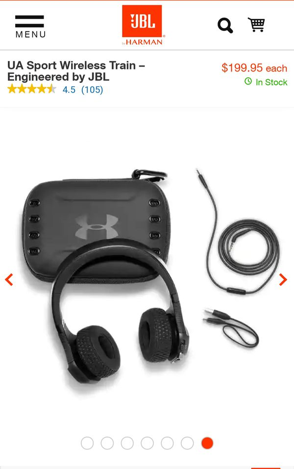 5793478a3d2 New and Used Jbl wireless headphones for Sale in Paramount, CA - OfferUp