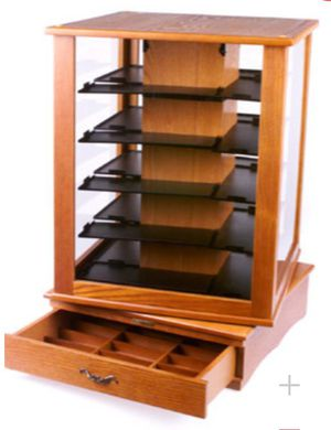 Look Make Offer White Glove Race Fans Up To 40 Diecast Nascar Model Cars Qvc Rotating Wood Display Case For Sale In Weston Fl Offerup