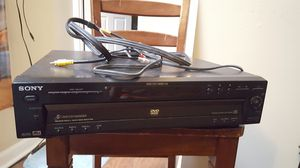 Sony 5 cd/dvd changer for Sale in St. Louis, MO