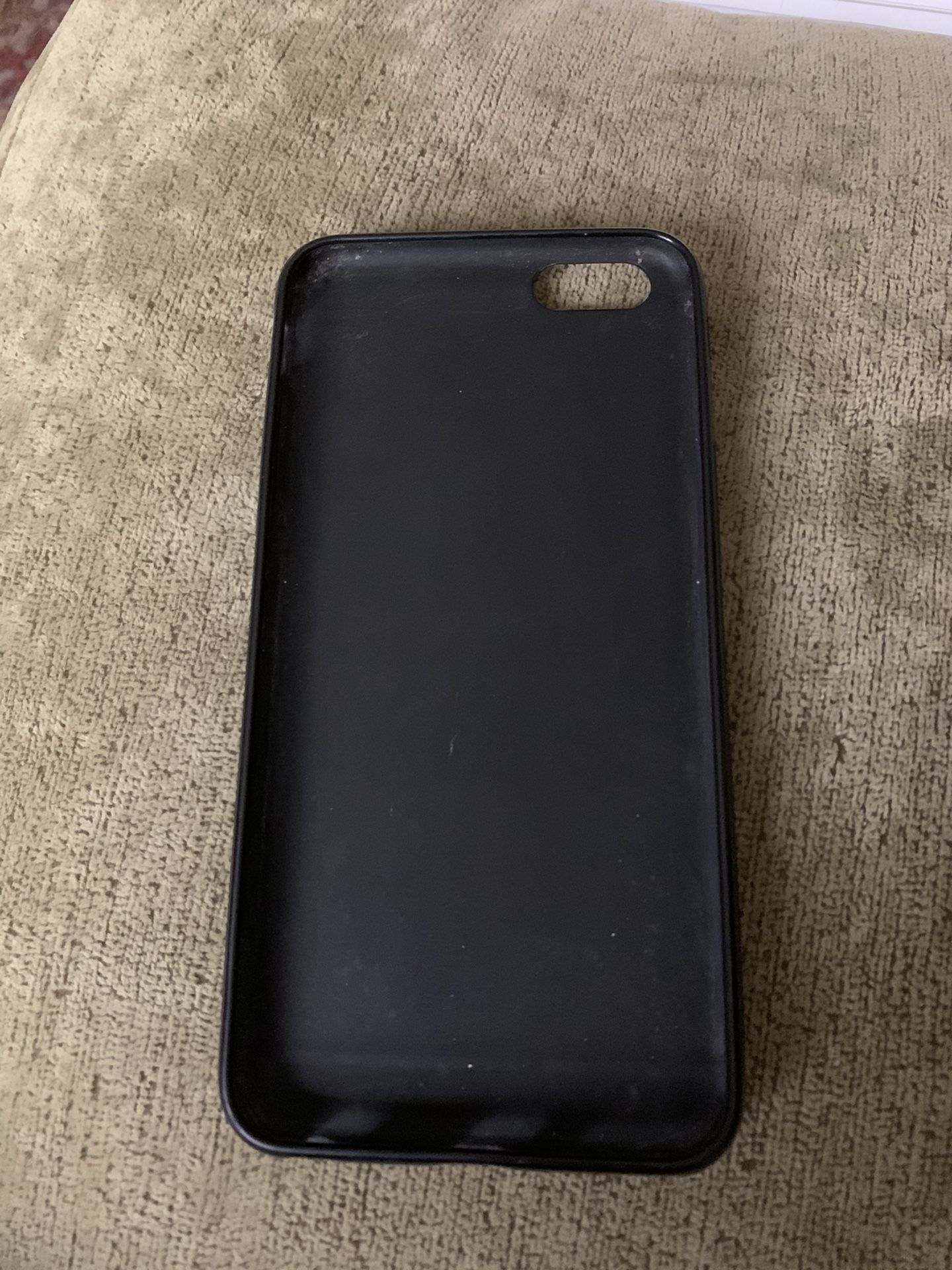 Case for iPhone 6s PLUS phone - black - perfect condition