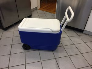 Large Cooler with Wheels for Sale in Washington, DC