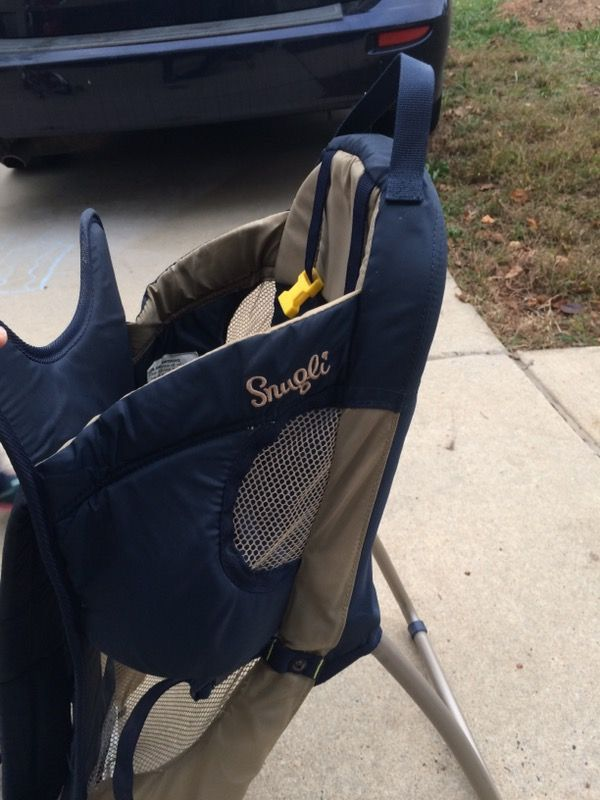 44c6dabc94d Snugli Cross Roads Baby Backpack Carrier Infant toddler child Hiking ...